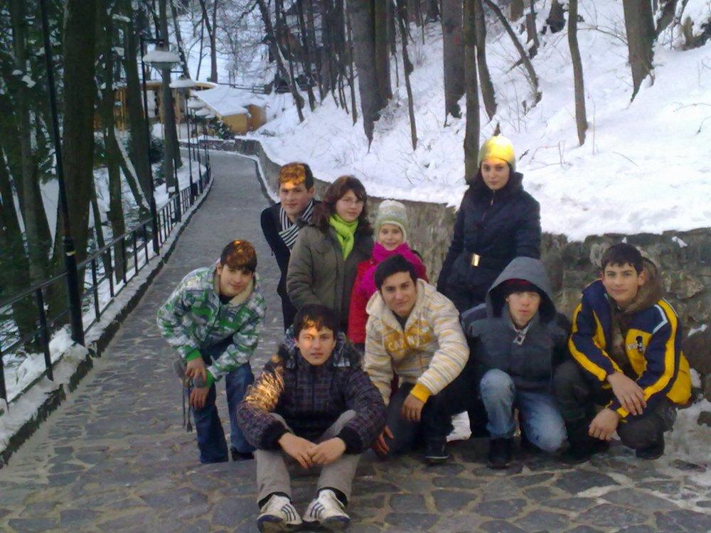 Poze tabara Fundata 2011 (4/6)